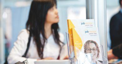 Eine Bewerberin hinter der Publikation: Karrieretrends von jobvector