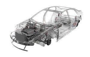 Auto Modell