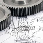 Maschinenbauingenieure in der Konstruktion