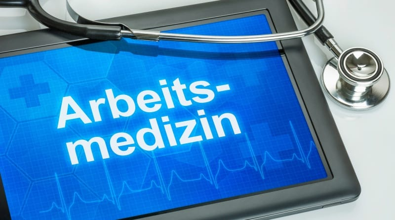 Job Fachärztin Arbeitsmedizin Schweiz Betriebsmedizin