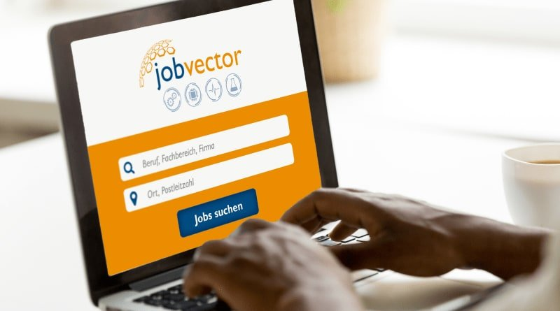 Auf der Suche nach einem passendem Job via der jobvector website