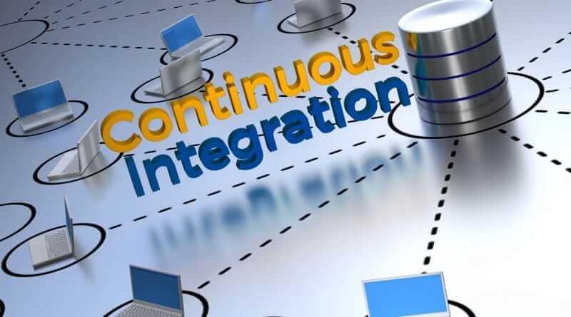 Continous Integration - Vernetzung von einzelnen Laptops zum Hauptserver