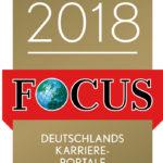 jobvector ist TOP Karriereportal 2018, prämiert durch FOCUS BUSINESS.