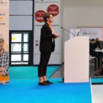 Achema 2018 jobvector Karriere-Forum Vortrag