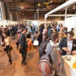 Arbeitgeber persönlich treffen auf dem jobvector career day in Düsseldorf