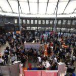 Presse-Bild jobvector career day Frankfurt 2019