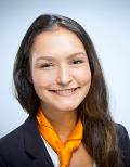 Personalreferentin Tamara Finan